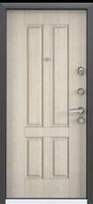Дверь Torex Super Omega-10 Черный шелк RP1 Дуб бежевый RS7