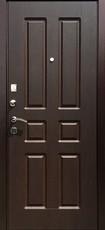 Дверь Ратибор Комфорт Античная медь  Орех премиум