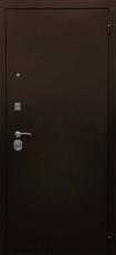 Дверь Ратибор Оптима 3К Античная медь  Лиственница беж