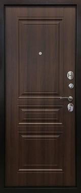 Дверь Ратибор Троя 3К Античная медь  Орех бренди