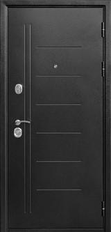 Дверь Цитадель Троя Серебро  Лиственница беж царга