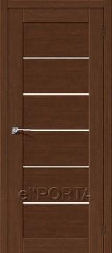 Дверь el'Porta Легно 22 Brown Oak еврошпон