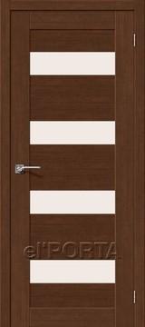 Дверь el'Porta Легно 23 Brown Oak еврошпон