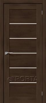 Дверь el'Porta Легно 22 Dark Oak экошпон