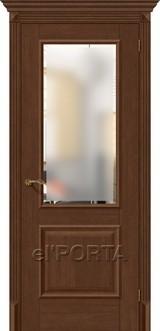 Дверь el'Porta Классико 13 Brown Oak еврошпон