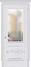 Дверь el'Porta Классико 13 Milk Oak еврошпон
