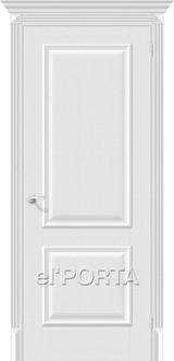 Дверь el'Porta Классико 12 Virgin экошпон
