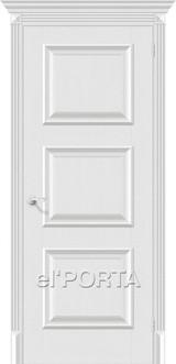 Дверь el'Porta Классико 16 Virgin экошпон