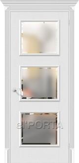 Дверь el'Porta Классико 17.3 Virgin экошпон