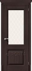Дверь el'Porta Классико 33 Wenge Veralinga экошпон