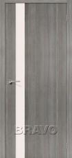 Дверь el'Porta Порта X 11 Grey Veralinga экошпон