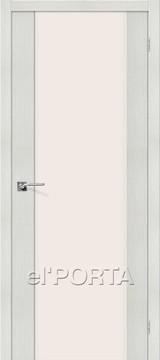 Дверь el'Porta Порта X 13 Bianco Veralinga экошпон