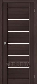 Дверь el'Porta Порта X 22 Wenge Veralinga экошпон