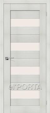 Дверь el'Porta Порта X 23 Bianco Veralinga экошпон