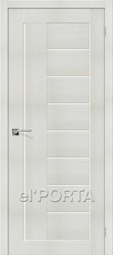 Дверь el'Porta Порта X 29 Bianco Veralinga экошпон