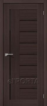Дверь el'Porta Порта X 29 BS Wenge Veralinga экошпон
