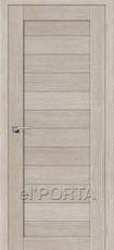 Дверь el'Porta Порта X 21 Cappuccino 3D-Graf
