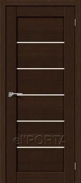 Дверь el'Porta Порта X 22 Wenge 3D-Graf