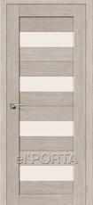 Дверь el'Porta Порта X 23 Cappuccino 3D-Graf