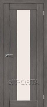 Дверь el'Porta Порта X 25 alu Grey 3D-Graf