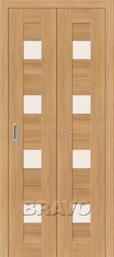 Дверь el'Porta складная Porta X 23 Anegri Veralinga экошпон