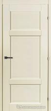 Дверь Краснодеревщик 63 43 с фурнитурой, Слоновая кость CPL